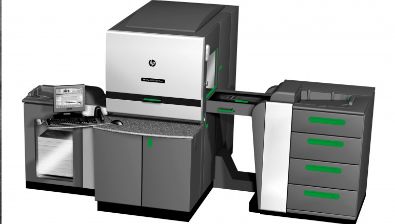 HP Indigo Digital Printing